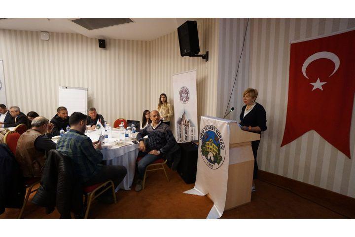 Intermediate Workshop Held