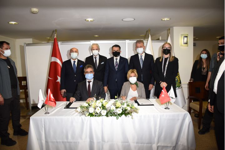 Tarım ve Orman Bakanlığı ile İzmir Ticaret Borsası İTTM için iş birliği ve güdümlü proje ortaklığına imza attı