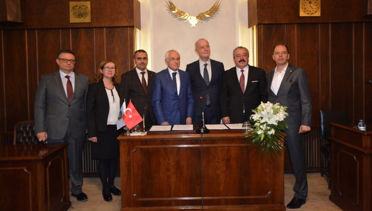 ICE concludes a protocol with İŞKUR on providing services